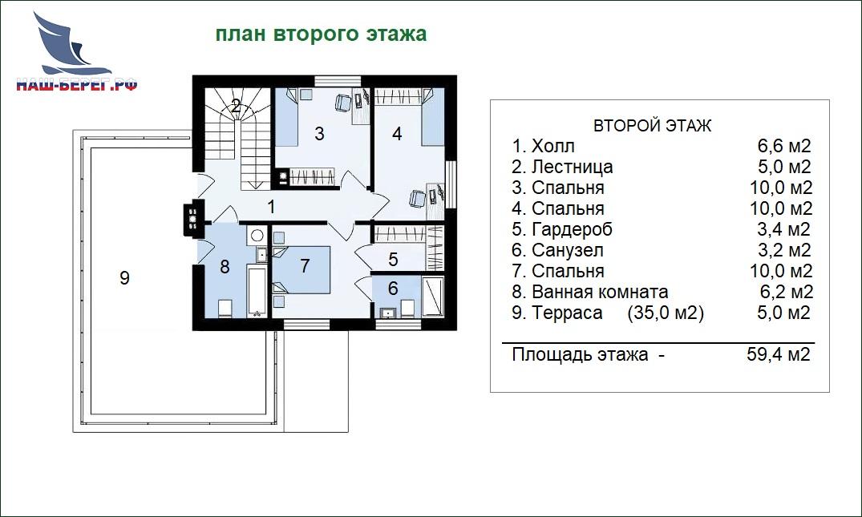 """Проект дома """"ГОЛИЦЫНО"""""""