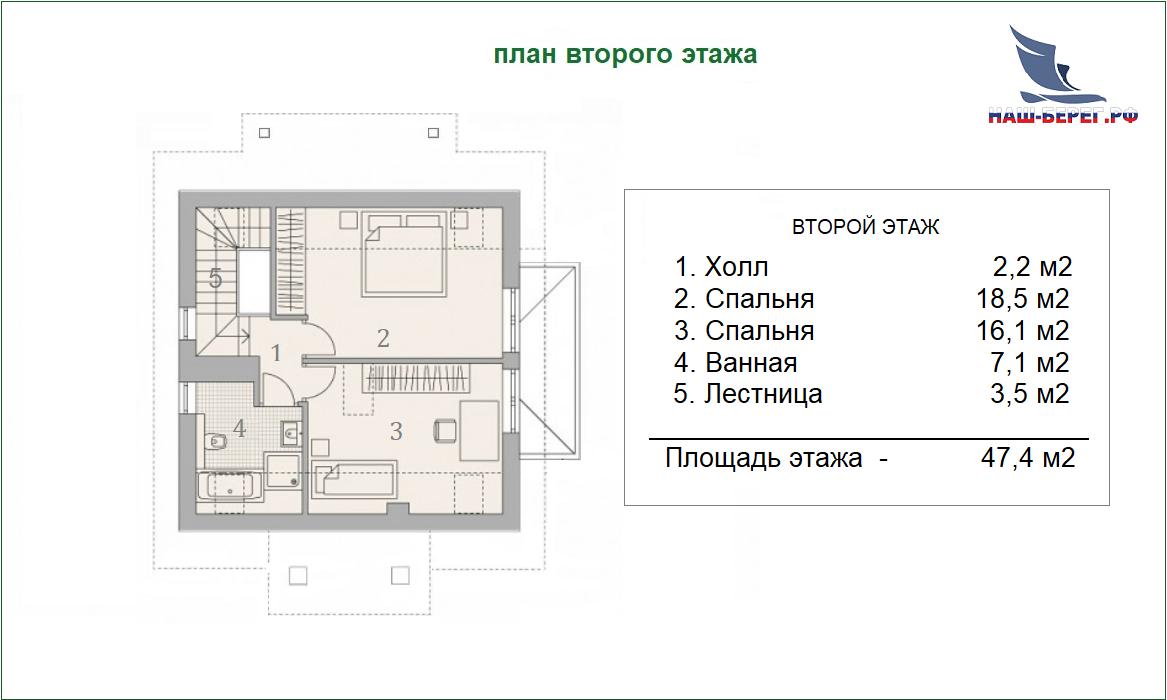 "Проект дома ""НОВГОРОД"""