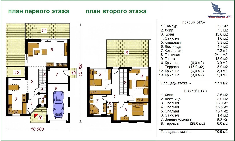 "Проект дома ""САТУРН"""
