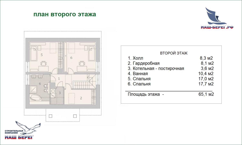 """Проект дома """"СОНАТА"""""""