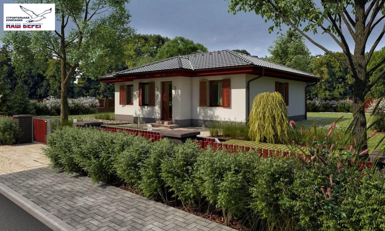 "Проект дома ""АВРОРА - 1"""