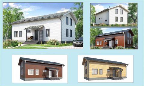"""Проект дома """"КАЛИНА-3"""""""